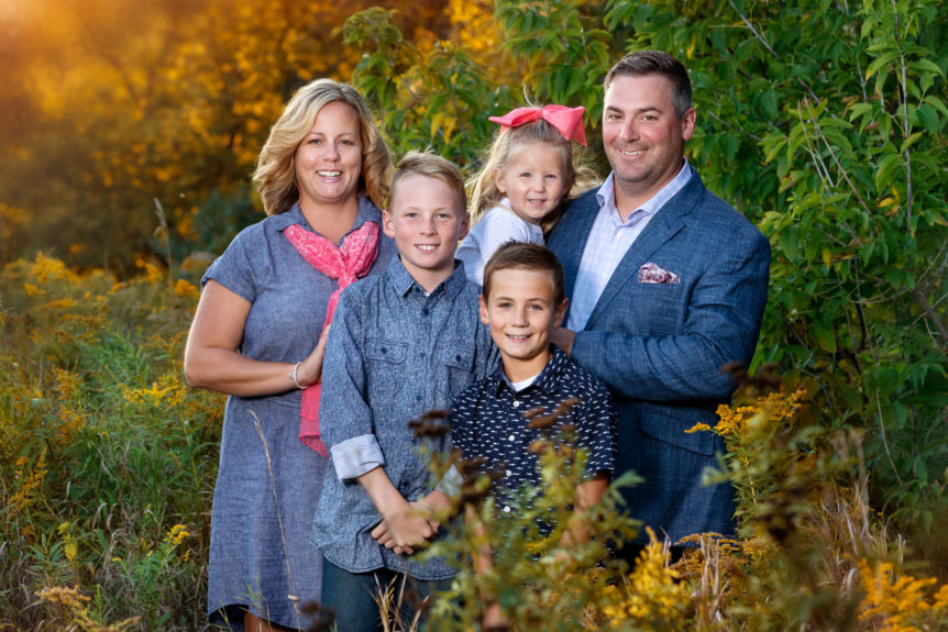 Outdoor Family Photography, Kitchener Family Photographer